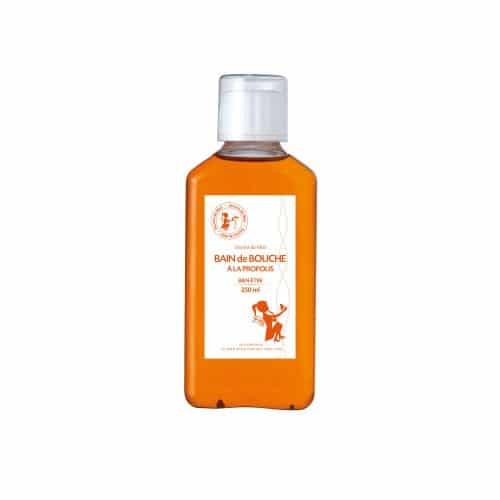 Bain de Bouche - Propolis - Plantes - Bouche saine - Produit naturel - Secrets de Miel