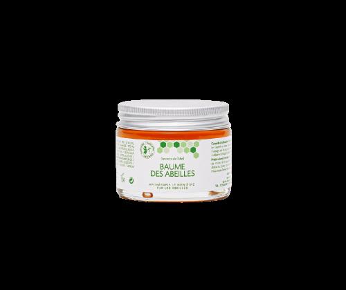 Baume des abeilles - produits naturels - contre la toux - secrets de miel