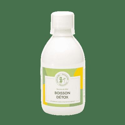 Boisson Détox - Elimine les toxines - Draine - Détoxifie - Aide à mieux dormir - Plantes - Produit naturel - Secrets de Miel
