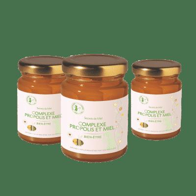 enfants - miel et plantes - Secrets de Miel - made in France - naturel