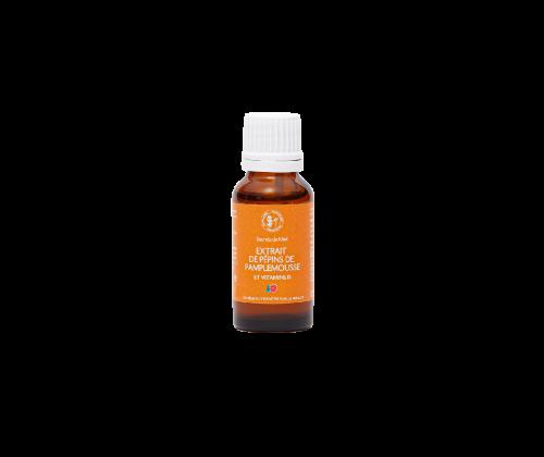 extrait de pépins de pamplemousse - enfants - défenses naturelles - Vitamine D - gastro - produits naturels - bébés - Secrets de Miel - ruche