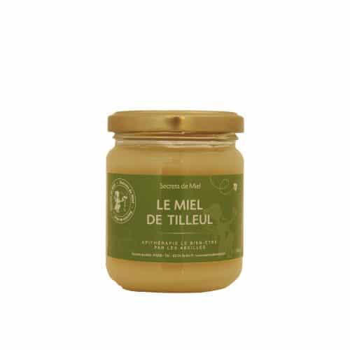Miel de Tilleul - Produit naturel - abeilles - ruche - Secrets de Miel