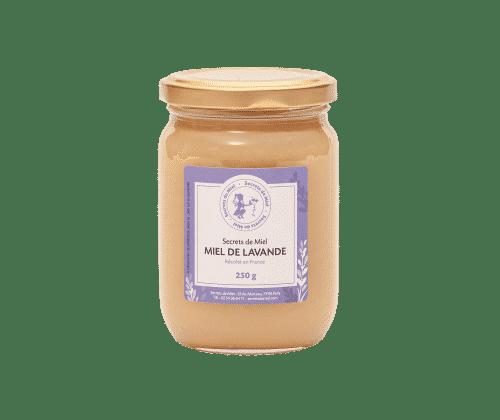 miel de lavande français - Secrets de Miel