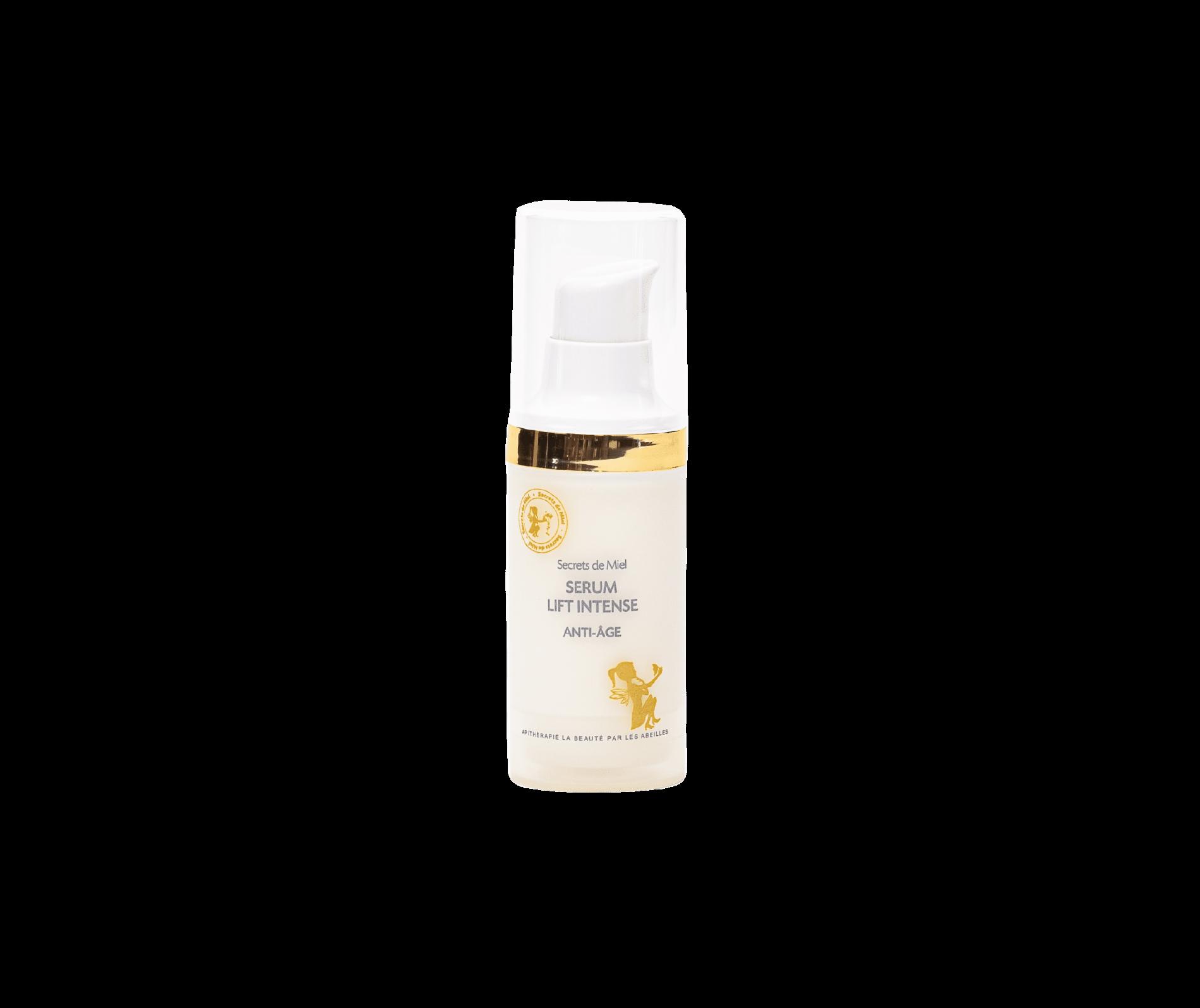 Sérum Lift Intense - Gelée Royale - Abeilles - Ruche - Crème de jour - Bon pour la peau - Produit naturel - Secrets de Miel