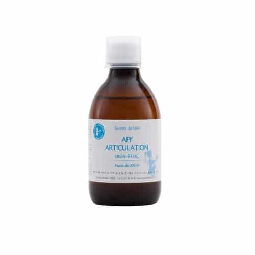 Sirop pour les articulations - Soulage - Draine - Plantes - Produit naturel - Secrets de Miel