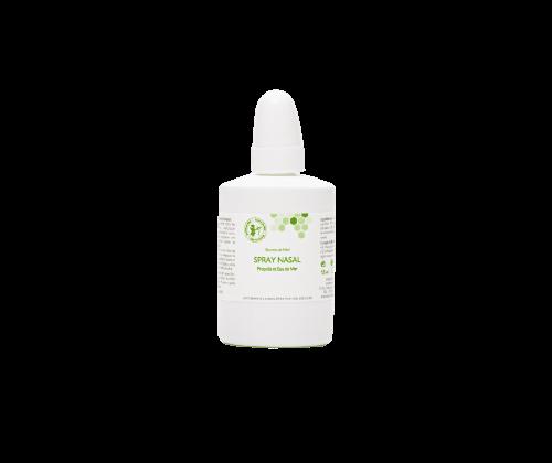 spray nasal - eau de mer - propolis - nez bouché - nez congestionné - hygiène nasale - Secrets de Miel