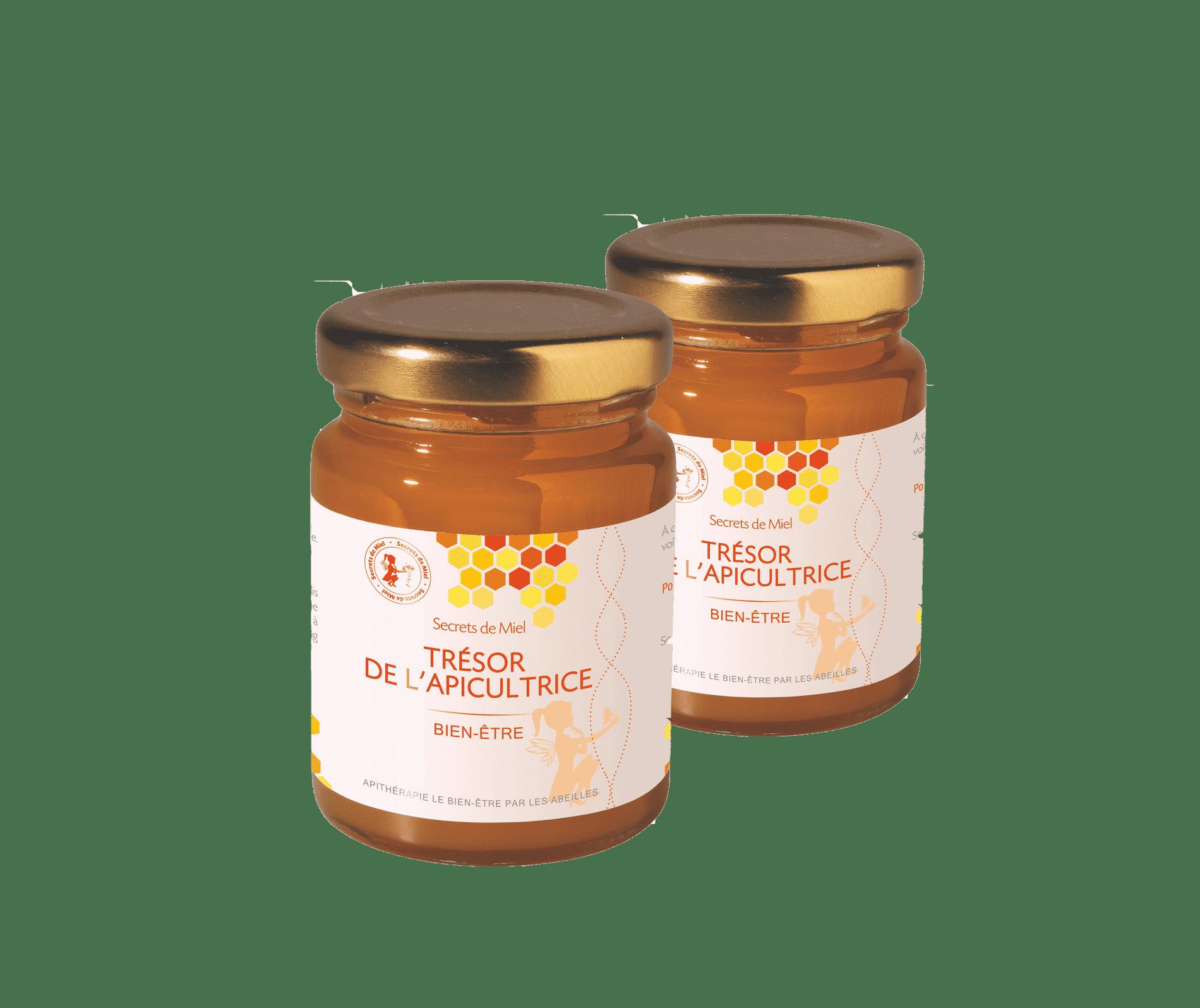 Trésor de l'Apiculture - Vitamines - Boost - Apiculture - Trésors de la ruche - Miel - Gelée Royale - Propolis - Produit naturel - Plantes - Secrets de Miel