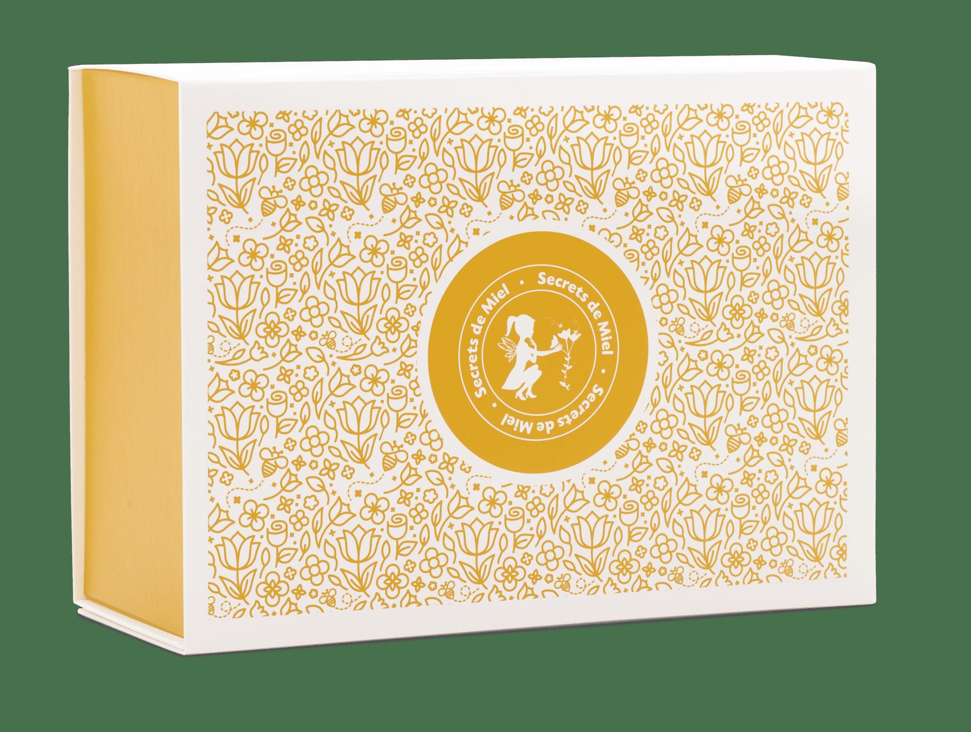 coffret cadeau - Secrets de Miel