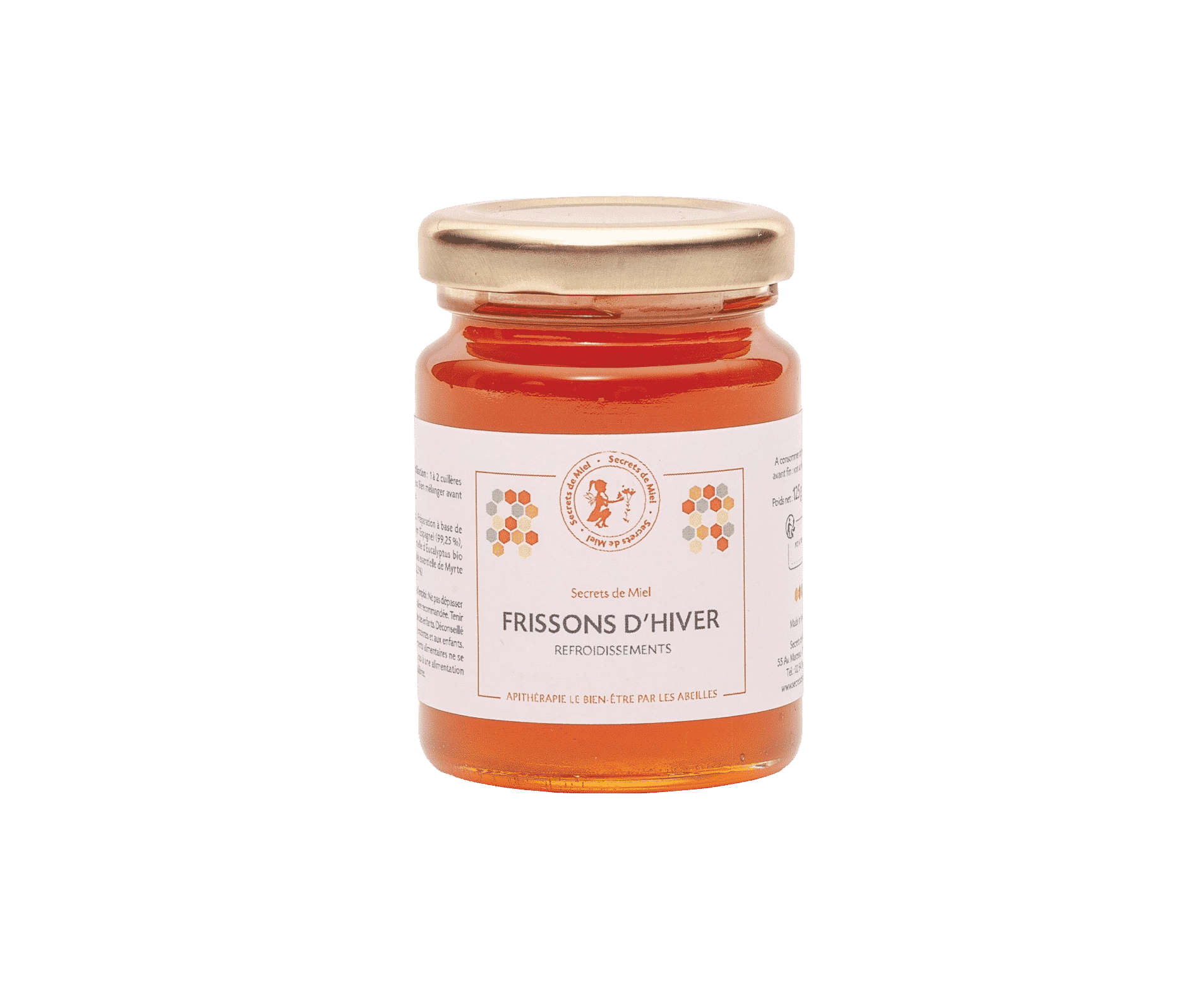 miel aux huiles essentielles - soigner les coups de froid - produits naturels - miels infusées aux huiles essentielles - rhûmes - nez bouchés - miels - Secrets de Miel - made in France