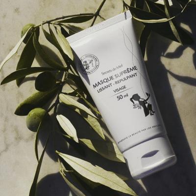 Masque supreme - Vendeur à domicile indépendant - vente directe en cosmétiques - cosmétiques naturelles - apithérapie - produits de la ruche - made in France - Secrets de miel