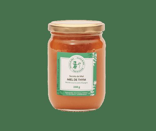 miel de thym - antiseptique - thym - savoir-faire français