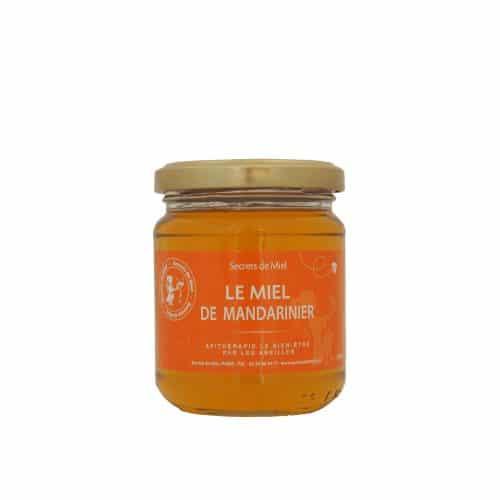 Miel de Mandarinier - Agrume - Mandarine - Miel - Ruche - Abeilles - Produit naturel - Fruité - Secrets de Miel