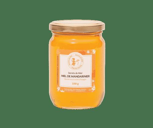 miel de mandarinier - Secrets de Miel - miel - agrumes