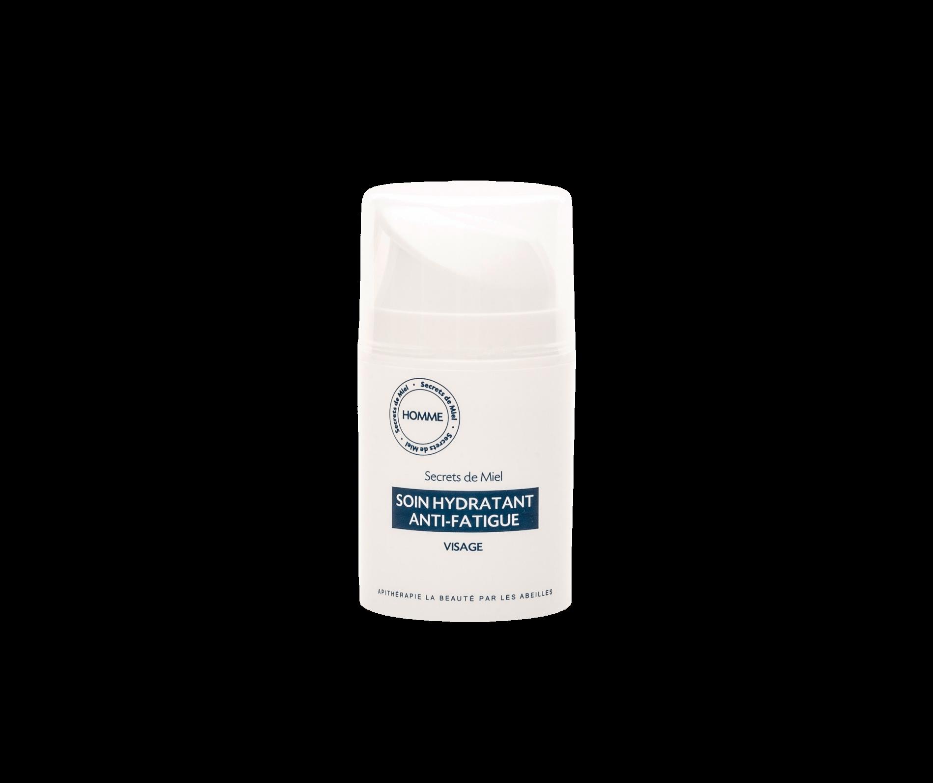 produits hommes - crème jour homme - crème hydratante homme - crème visage homme - Secrets de Miel - produits naturels