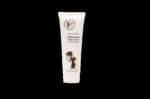 crème mains anti âge - crème mains jeunesse - produits cosmétiques naturels - Secrets de Miel