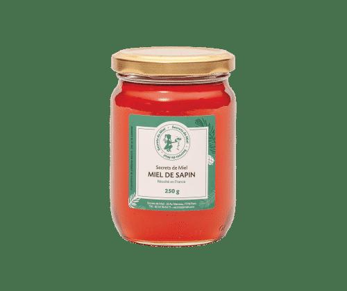 miel de Sapin - miel français - Secrets de Miel