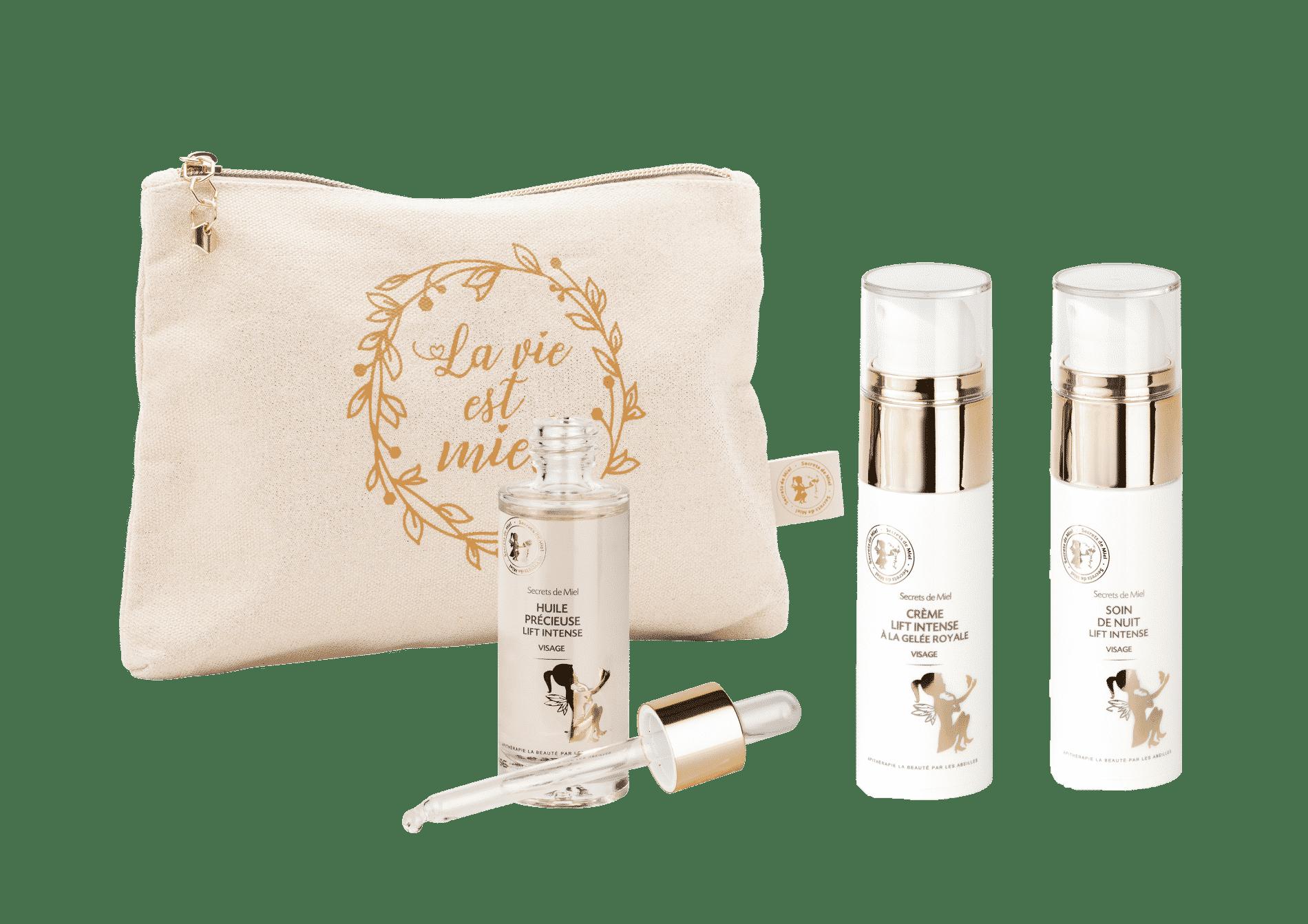 programme jeunesse - cosmétiques - produits à base de gelée royale