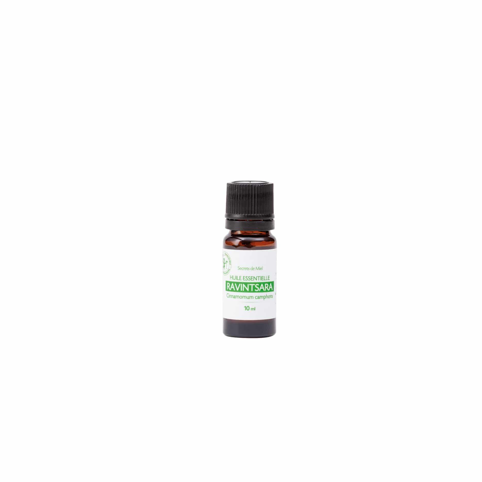 Huile essentielle de Ravintsara - Système immunitarie - bon pour le coprs - plantes - produit naturel - inhalation - Maladie - Secrets de Miel