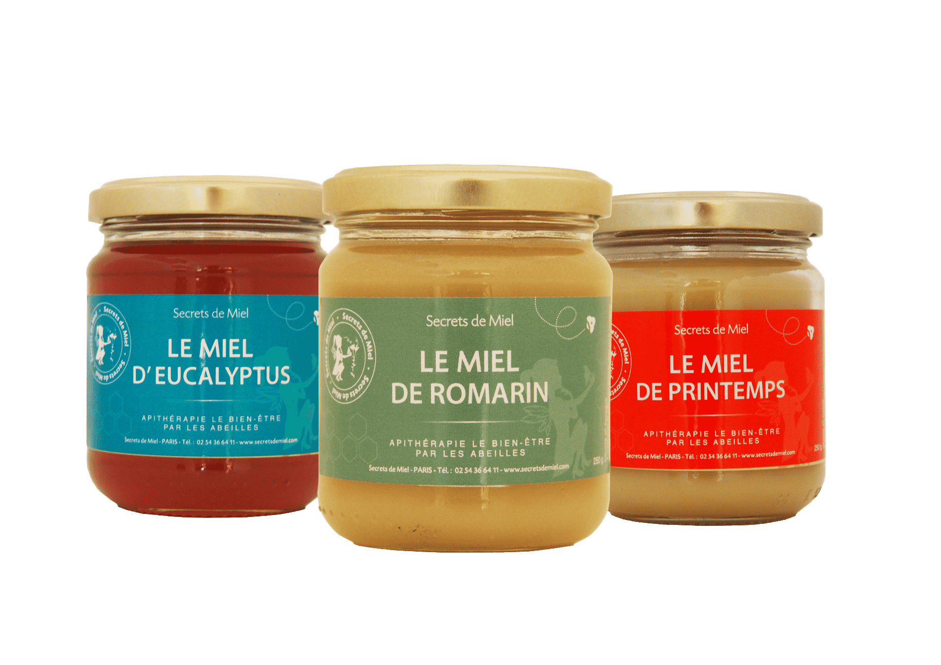 miels - haute de gamme -apiculture - gourmet - nature