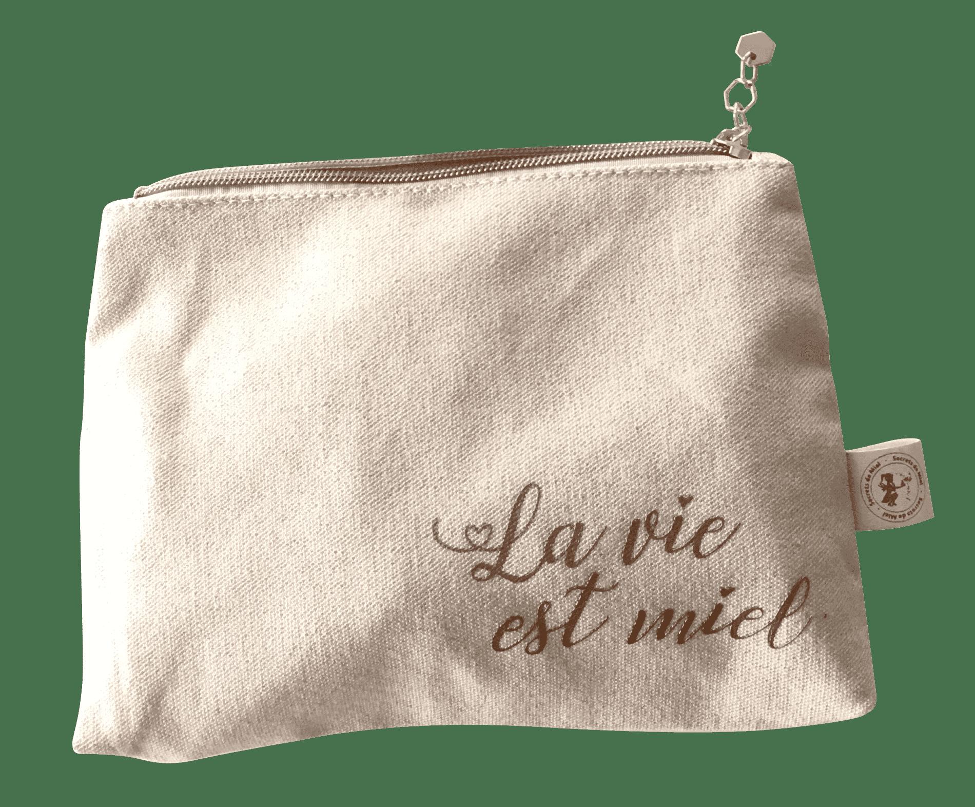 Trousse à Secrets - Composition de produit - choisir les produits - cadeau - A offrir - Belle composition - Secrets de Miel