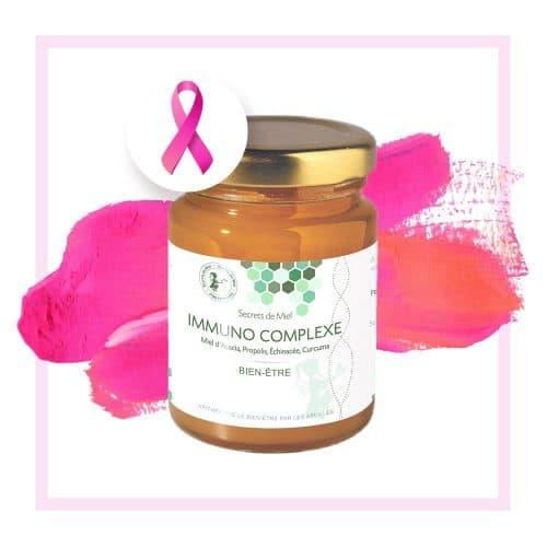 Lutte contre le cancer en versant 1 euros - Epanouissement de la femme - Santé - Secrets de Miel