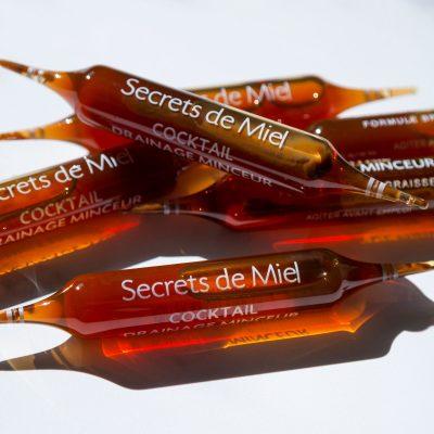 cocktail pour la minceur - silhouette - équilibre - complément alimentaire naturel - Secrets de Miel