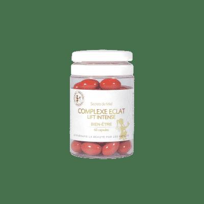 compléments alimentaires - peau mature - hydration - huiles - beauté holistique - Secrets de Miel