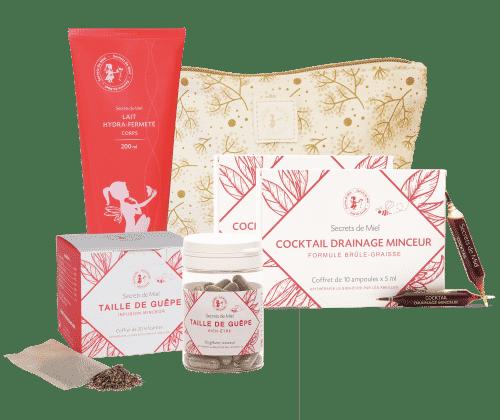 minceur - fermeté - produits naturels - cosmétiques - Secrets de Miel
