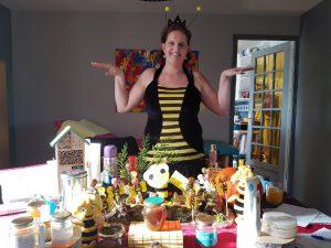 Manager secrets de miel - vente à domicile - mettre à l'aise son hôte pendant un Api'Time - produits anturels - secrets de miel - article de blog