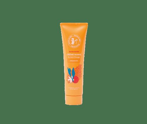 Crème mains apaisante - hydratante - miel - soins corps