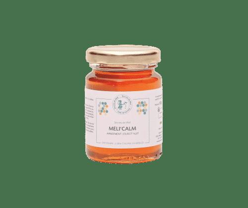 miel apaisant - enfants - eaux florales - Secrets de Miel - produits naturels pour l'endormissement des enfants
