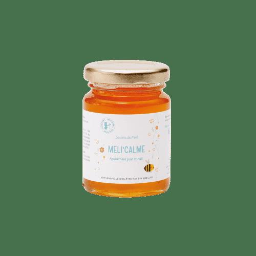 miel et plantes - apaisement - enfants - naturel - apithérapie