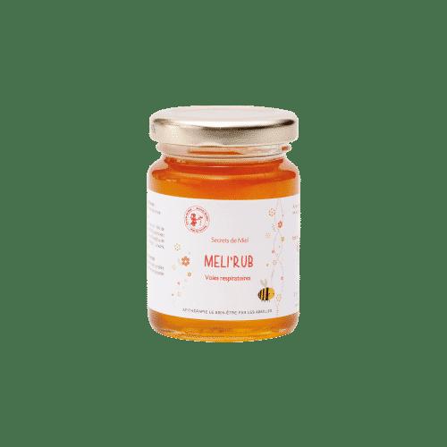 remède naturel - rhume - enfants - miel - trésors de la ruche - mélange miel et plantes