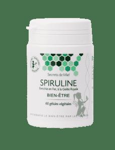 Spiruline - algue protéinée