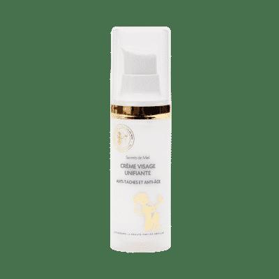 Soin anti-taches - anti-âge - Secrets de Miel - crème hydratante anti-âge