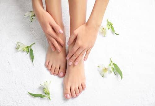 Mal de pied - pieds abimés - soin pied