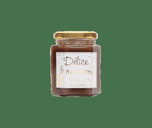 Secrets de Miel - produits gourmands - artisanaux - naturel - crème de marrons de Collobrières