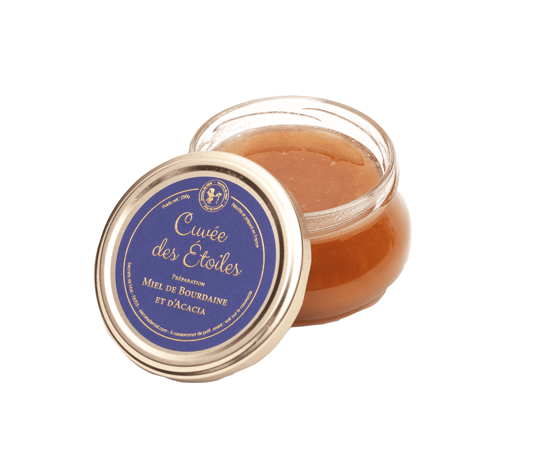 Miel de Bourdaine - Secrets de Miel