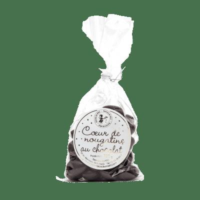 fabrication française - nougatines au chocolat - Secrets de Miel