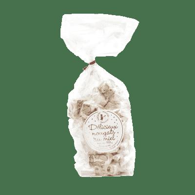nougats de Montélimar - Secrets de Miel - nougats au miel - cadeau de Noël - traditionnel