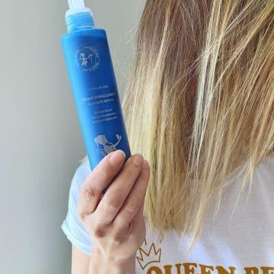 cheveux colorés - blancs