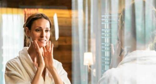 soins visage - routine beauté - Secrets de Miel