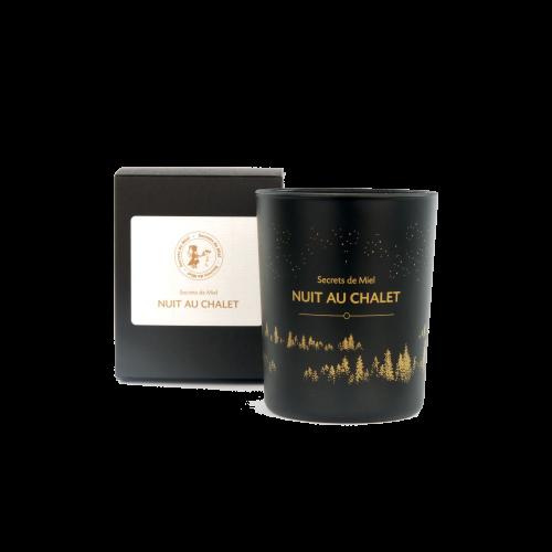 bougie - made in France - Secrets de Miel - cosy - homestyle - Secrets de Miel - parfum