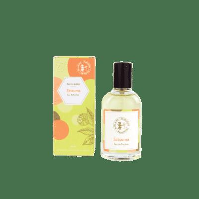 Eau de Parfum - made in France - frais épicé - pétillant - idée parfum - mixte - Secrets de Miel