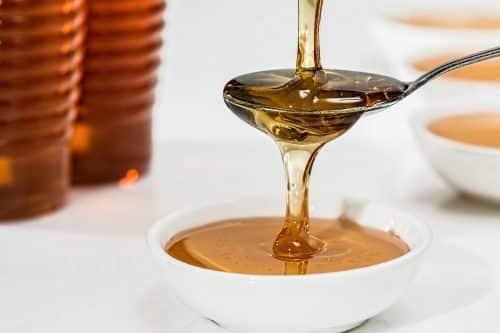 Pouvoir sucrant - miel