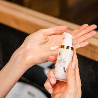 Soins de jour - crème visage - Secrets de Miel - produits miel - cosmétiques