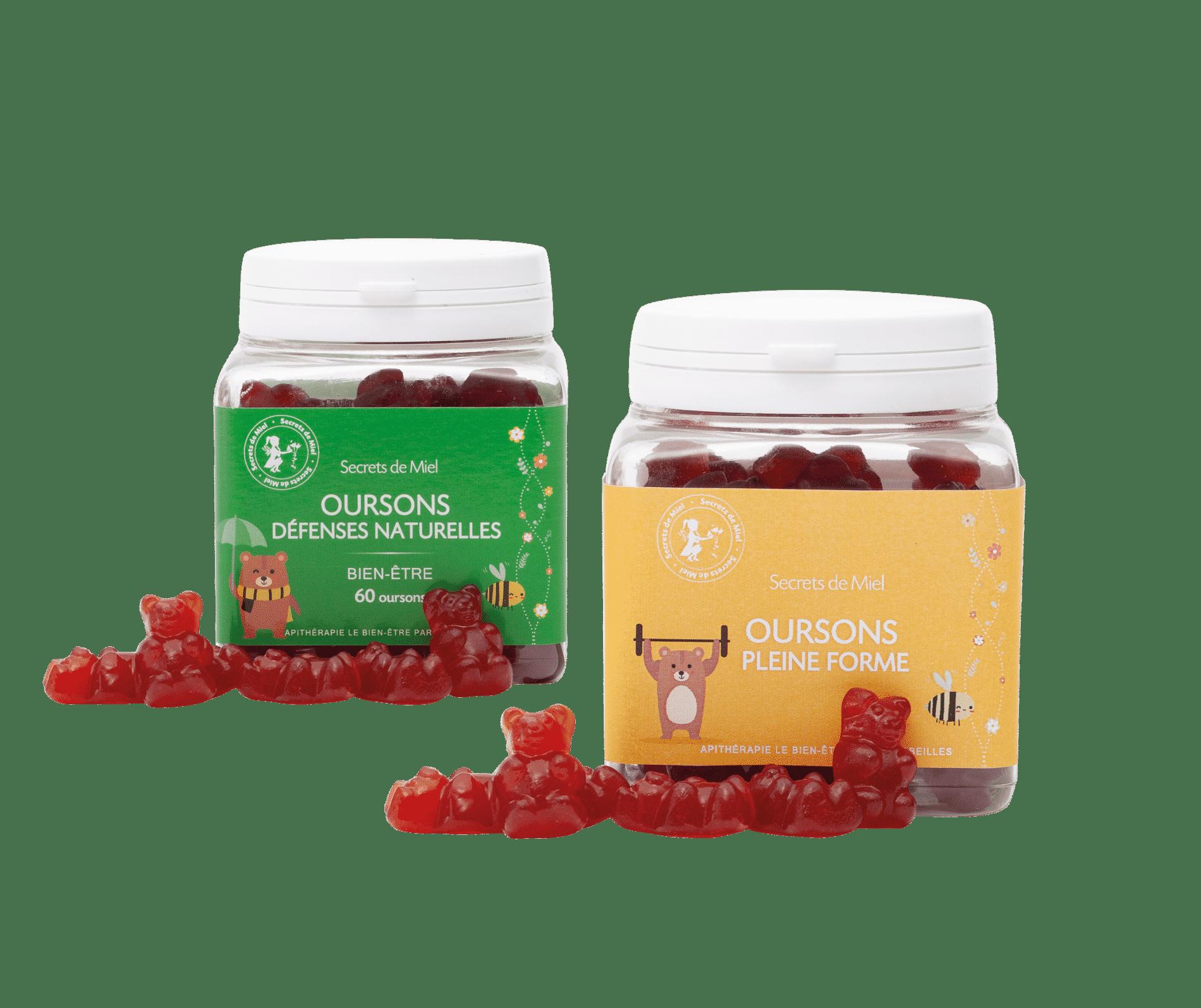 Secrets de Miel - Propolis - Royale Jelly - kinder - naturel