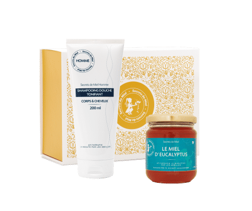 cadeaux fête des pères - miel - produits gourmands - beauté - Secrets de Miel