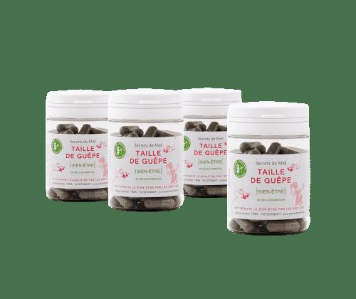 Offre - minceur - détox - Taille de Guêpe - Produits naturels - Secrets de Miel