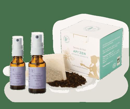 sommeil - zen - produits naturels - mieux dormir - repos - Secrets de Miel